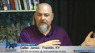 Jesus Hypothesis & What is Atheist Life Like | Billy - Franklin, KY | Atheist Experience 20.45