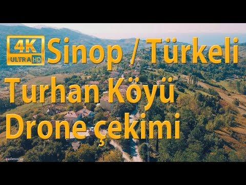 4K Sinop / Türkeli , Turhan köyü (tosos)