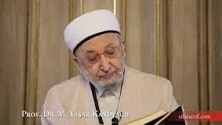Kısa Video: Peygamber Efendimiz Ümmetini Davet Ettiği Konularda Kesin Bilgi Sahibidir