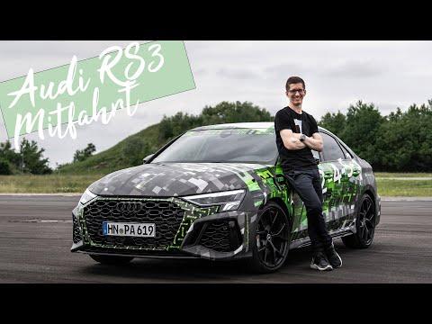 Schau an, was der NEUE Audi RS3 plötzlich kann! Neue Tricks und mehr Performance [4K] - Autophorie