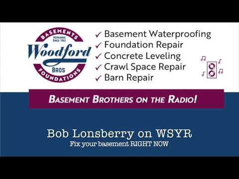 Bob Lonsberry - Fix your basement RIGHT NOW