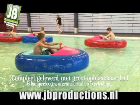 Video van Bumper Bootjes Waterspektakel | Kindershows.nl