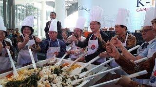 Lewat Kuliner Korea, UMN Serap Budaya dan Kreatifitas Korea