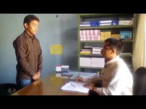Skill Test Interview Korean with Khirendra Moktan