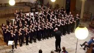 Amavolovolo: Zulu song by French youth choir Amazing Grace