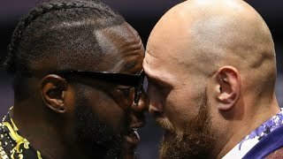 TYSON FURY STARTING TO 2ND GUESS HIMSELF ? VS WILDER ?
