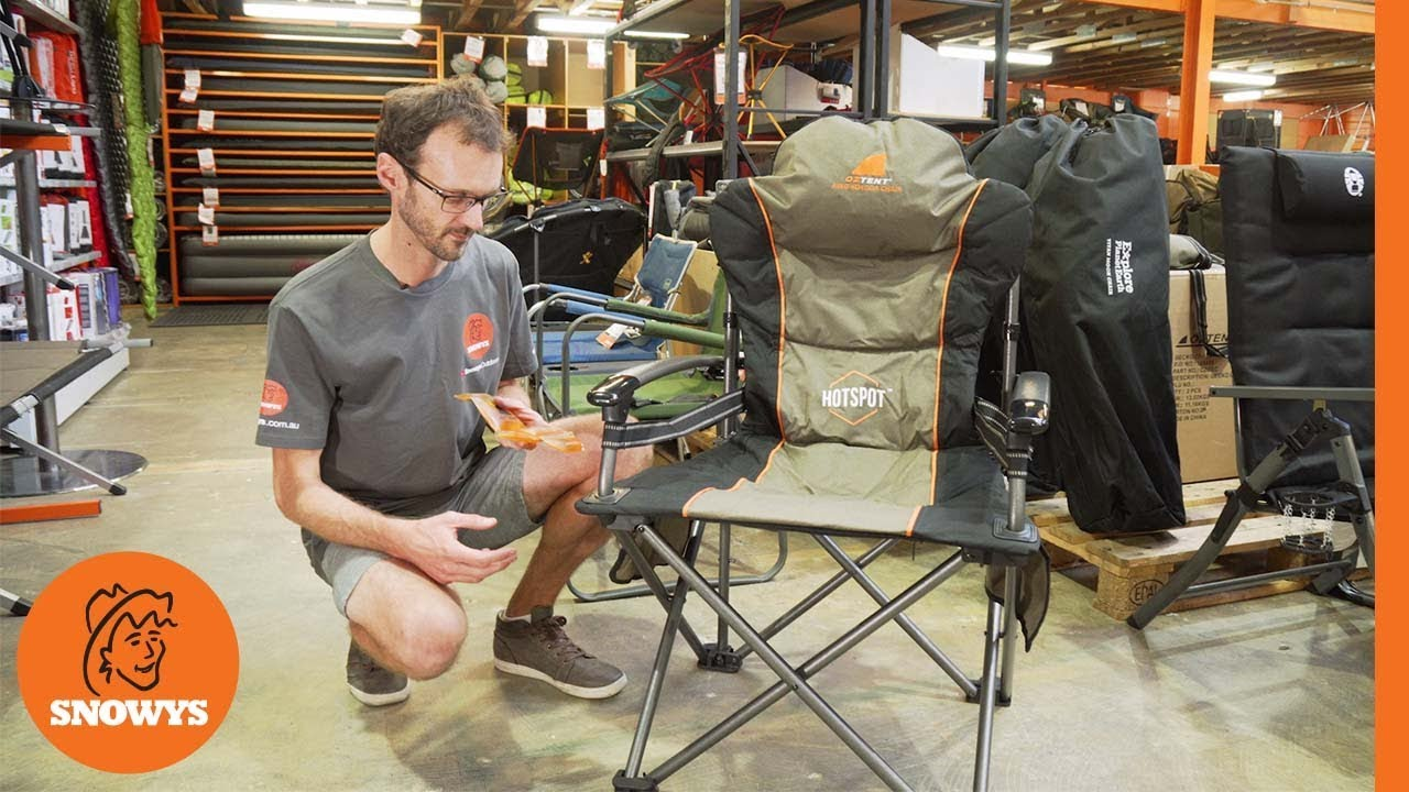 King Kokoda HotSpot Chair