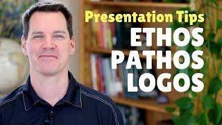 Ethos Pathos Logos in Public Speaking