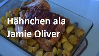 Zitronenhähnchen ala Jamie Oliver