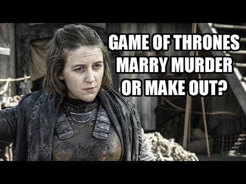 "Game of Thrones ""Marry Murder Make Out?"" - Yara Greyjoy | MTW"