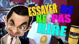 MICHOU   ESSAYER DE NE PAS RIRE 2 (CHALLENGE)