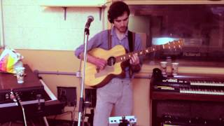 """The Spinto Band   """"The Living Things"""" Live At Daytrotter"""