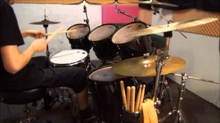 Anthrax - Discharge - Drum Cover