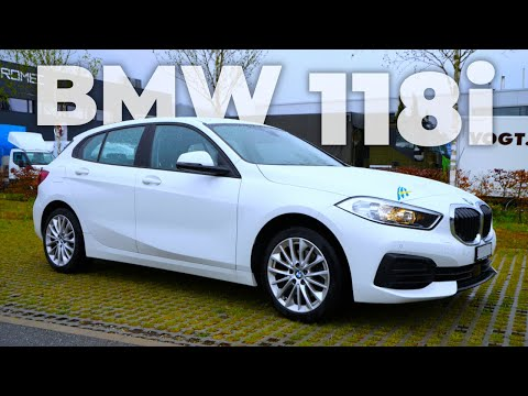 New BMW 1 Series 2021