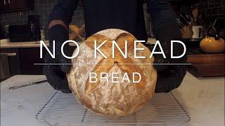 How to make a no knead cast-iron loaf | Bread Recipes | whole-flour.com