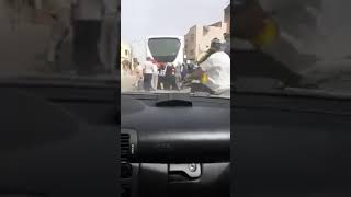 فضيحة City bus مكناس 23/07/2018