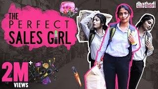 The Perfect Sales Girl || Dhethadi || Tamada Media