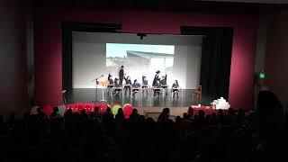 Obra de teatro Compumat 2019