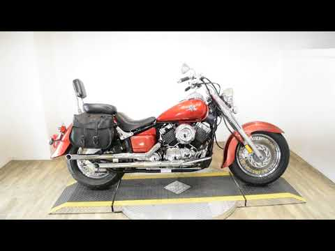 2007 Yamaha V-Star 650 Classic  in Wauconda, Illinois