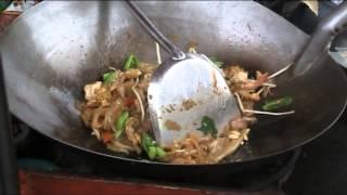 Как нам готовили тайскую еду.