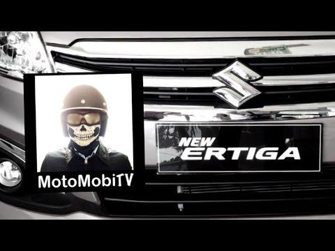 Suzuki Ertiga review Indonesia