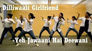 Dilliwaali Girlfriend | KBI Dance