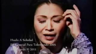 Ana Gabriel Huelo A Soledad
