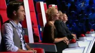 Gambar cover The Voice Blind audition Worldwide