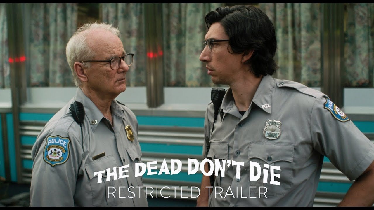 Trailer för The Dead Don't Die