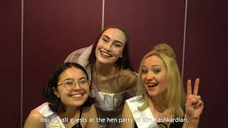Check out our brand new Hen Party video!