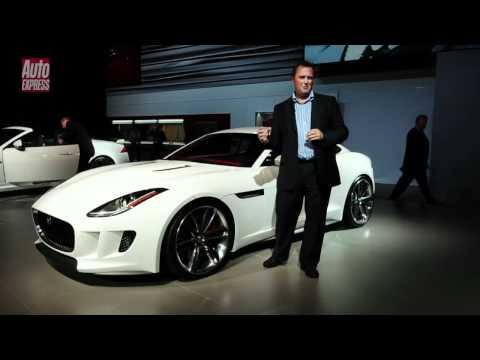 LA Motor Show 2011 - Jaguar XKR-S Convertible - Auto Express