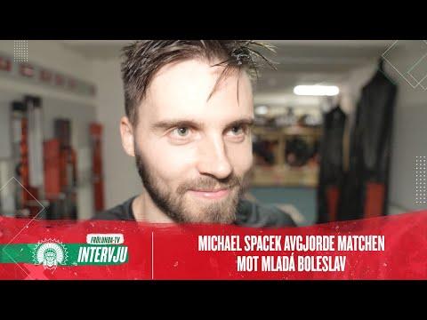 Youtube: GWG av Michael Spacek när Frölunda besegrar Mladá Boleslav med 4-3.