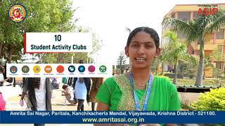 Festival Celebrations at the Campus | Amrita Sai