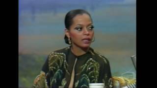 Diana Ross, Tonight Show, 1977