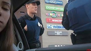 Служебный роман  пьяных полицейских