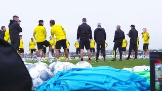 Reus, Sancho & Co. are back! |Black and Yellow Training Session at BVB