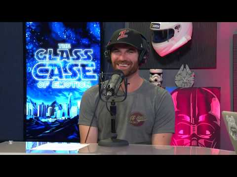 'The Office' star Craig Robinson drops in and Corey LaJoie co-hosts