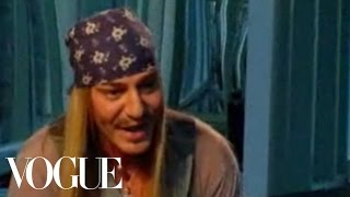 One-on-one With Diors John Galliano