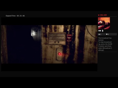 Lobnya Party plays Evil Within