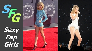 Taylor Swift - Sexy Legs Fap Challenge