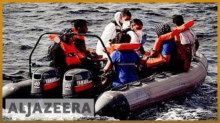 Desperate journeys to Europe: Italy and Malta demand support