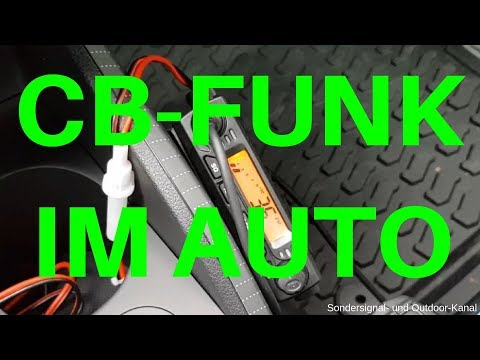 [REVIEW] CB-FUNK - Albrecht AE 6110 | Sondersignal- und Outdoor-Kanal