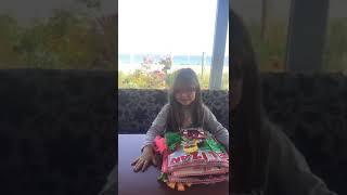 Elizan, bebek evini tanıtıyor 💕( oyuncak tanıtımı)