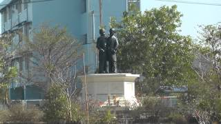 preview picture of video 'Chang-Eng Siamese Twins Memorial, Samut Songkhram, Thailand'
