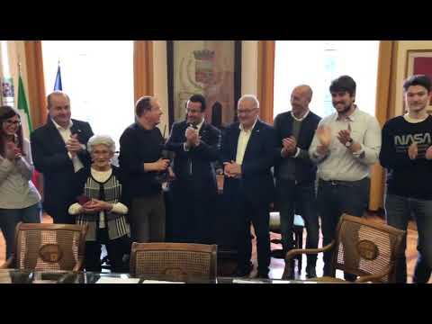 Giuseppe Bascialla nuovo sindaco di Tradate
