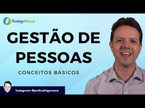 , title : 'Gestão de Pessoas - Adm de Recursos Humanos - Conceitos Básicos'
