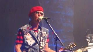 The Damned-STREET OF DREAMS-Live-The Fillmore, San Francisco, CA-April 11, 2017-Vanian-Capt Sensible