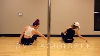 Justin Bieber - Love Yourself (Rendition) by Conor Maynard / Choreography