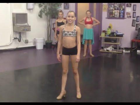 Gracie Haschak Aerial (in heels)