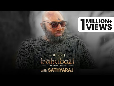 Sathyaraj Interview about Bahubali 2